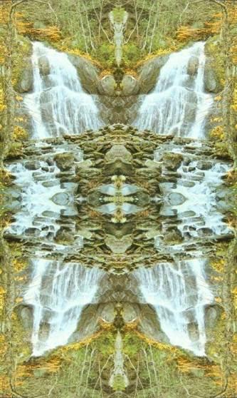 Hancock Waterfalls Warren VT