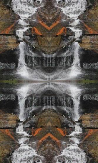 Muninsing Falls