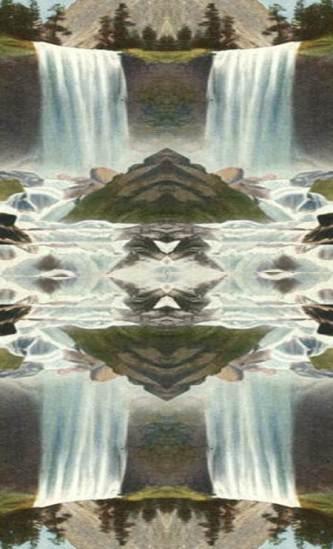 Vernal Falls Yosemite CA